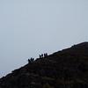 Descent of Suilven.
