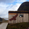 The new Eagle Observatory on North Harris - probably the best place in the British Isles to see Golden Eagles.