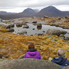 Lunch in Corrie Mhic Fhearchair