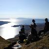 Knoydart - Summit of Sgurr Coire Choinnichean