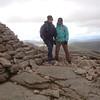 Pia & Alison on Cairngorm Summit