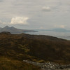 Looking to Rum from Eigg.