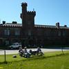 Kinloch Castle & ice cream stop, Rum.