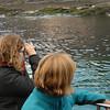 Wildlife spotting near Loch Coruisk, Skye.