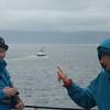 Uig - Tarbert crossing, Janette and Phyllis